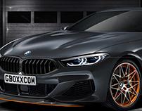 2019 BMW M8 GTS