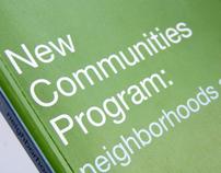 New Communities Program Book