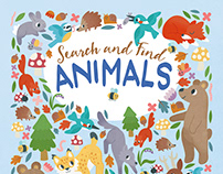 Search and Find: Animals