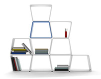 MIOS Modular Shelves