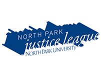 North Park Justice League Logo