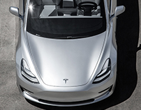 TESLA Model 3 - The Design