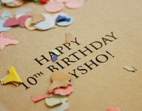 HAPPY 10TH BIRTHDAY OYSHO!