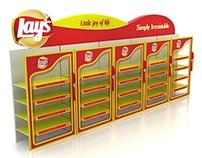 Lays Oil Design