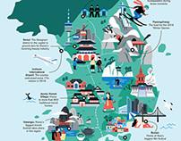 Monocle Magazine_Korean Map