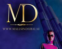 OK! Magazine Advert for MallsinDubai.ae