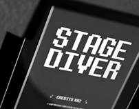 stage diver | Ipad game