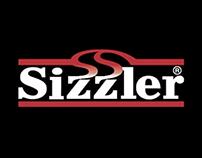 Design / SIzzler Small Plates Campaign