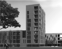 Competition, Housing, Milano - 2° classificato