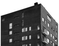 Incarico privato con G. Buzzi, Housing, Milano