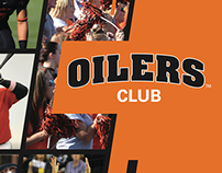 Oilers Club Annual Giving Mailer