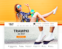 1BUT / e-commerce web & mobile design