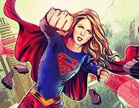 Abrams Books / Supergirl Series
