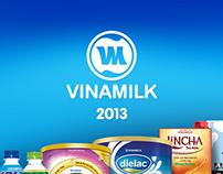 Vinamilk - Design Concept