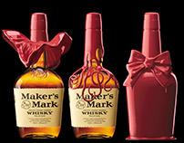Maker's Mark Composition & CGI