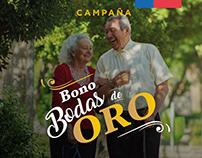 Bono Bodas de Oro - CAMPAÑA