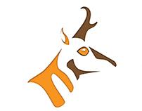 Pronghorn Branding