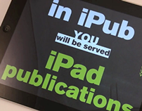 iPub predstavitvena aplikacija / iPub presentation app