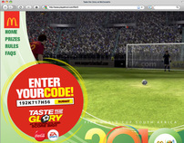 Web-McDonald's World Cup Promo