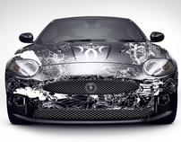 Melo XJ12 Jaguar Wrap