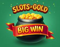 Slots of Gold Logo