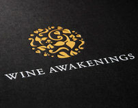 Wine Awakenings Branding and Packaging
