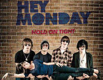 Hey Monday CD and Album Re-design
