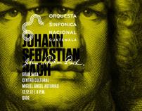 Logo Orquesta Sinfónica Nacional de Guatemala