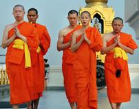 A spiritual journey through Asia