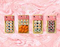Sushita / Branding