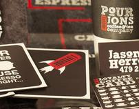 Pour Jons - Branding