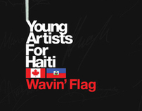 Young Artist For Haiti-Wavin' Flag