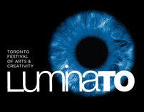Toronto Art's LUMINATO FESTIVAL
