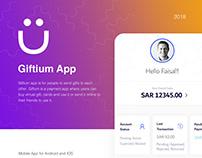 Giftium App