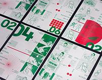 Guaraná Posters - illustrations