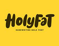 FREE FONT // Holyfat