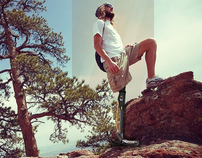Rock Climbing Prosthetic