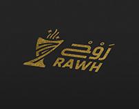 RAWH | Branding