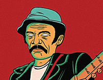 "Tungas Poster ""Don Ramone"""
