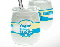Yogurt Griego de Oveja