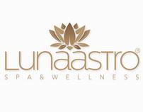 Luna Astro Spa&Wellness Logo