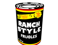 Ranch Style Frijoles