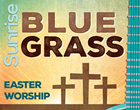 Bluegrass Sunrise Easter Service
