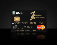 UOB Empire World Master Card