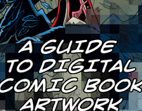 A Guide to Digital Comic Book Artwork