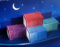 Greeting Card - Dubai Export Development Corporation