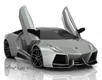 Concept Lamborghini Alcaldes Ultimate