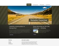Homepage - Highway contractor