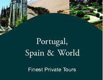 Brochura de apresentação para guia turístico