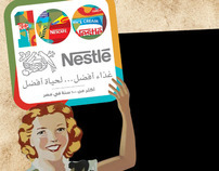 Nestle 100 years Event